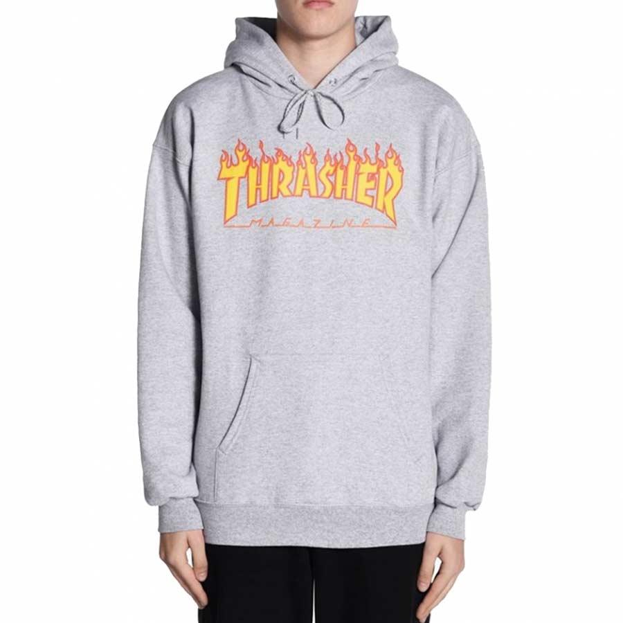 Trasher Flame Hood