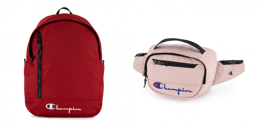 Champion Backpack a Champion Belt Bag