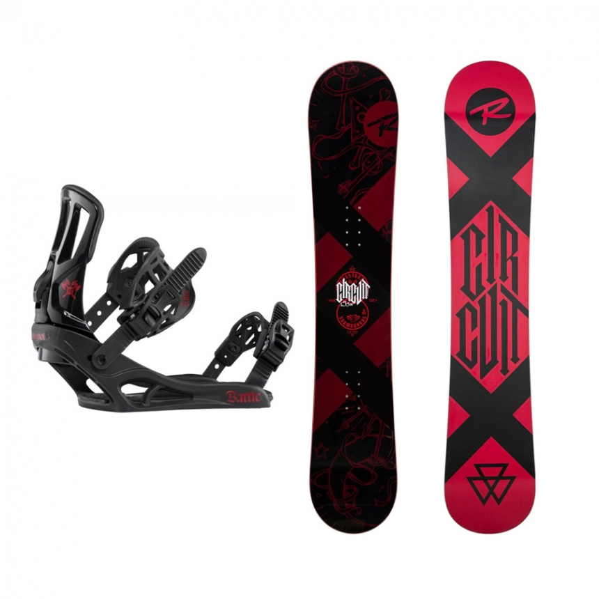 Rossignol Circuit Wide + Battle