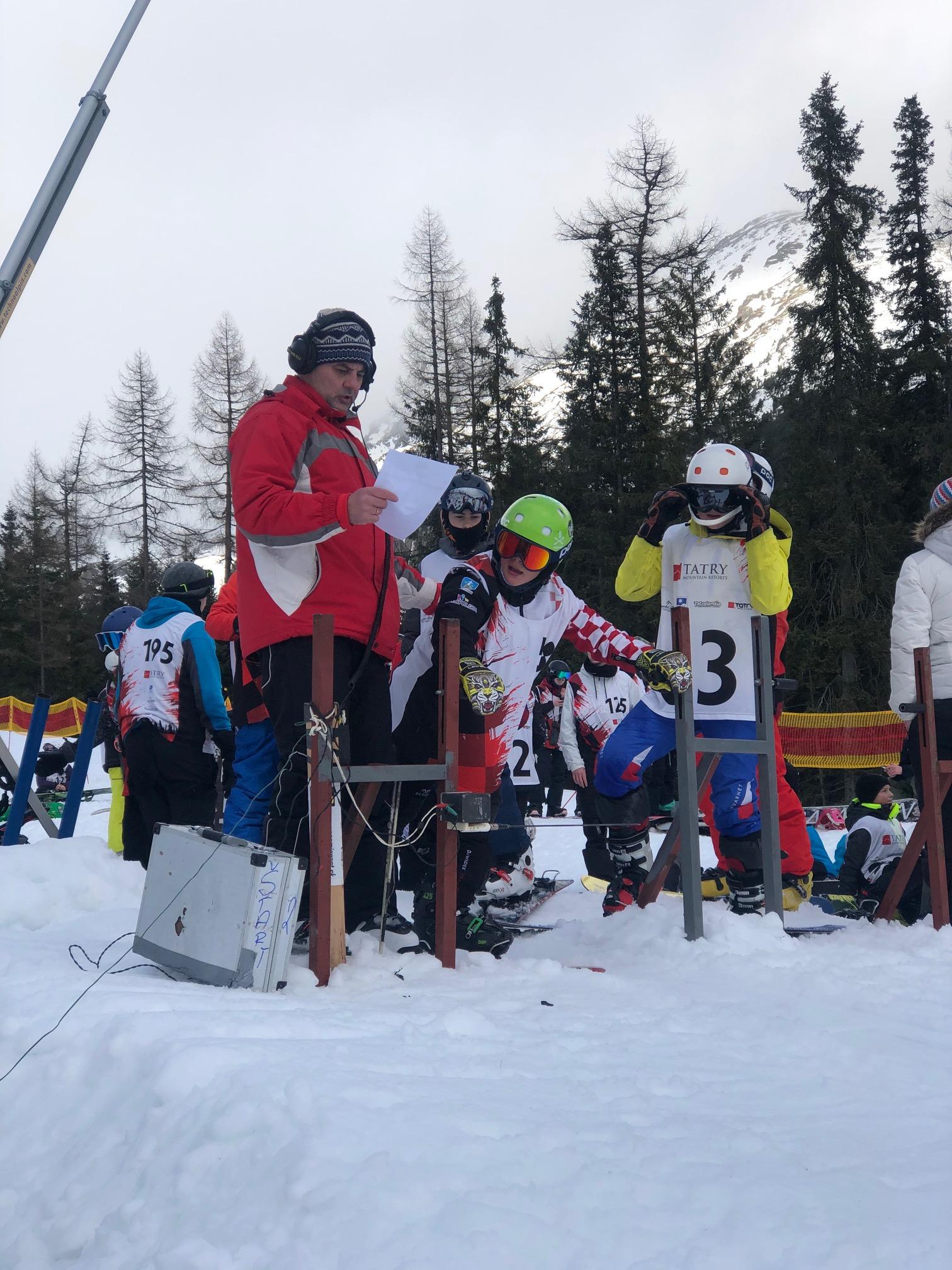 Školská Snowboardová Liga